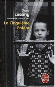 Couverture de Le cinquième enfant de Doris Lessing