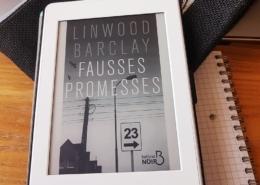 Fausses promesses de Lindwood Barclay (éditions Belfond)