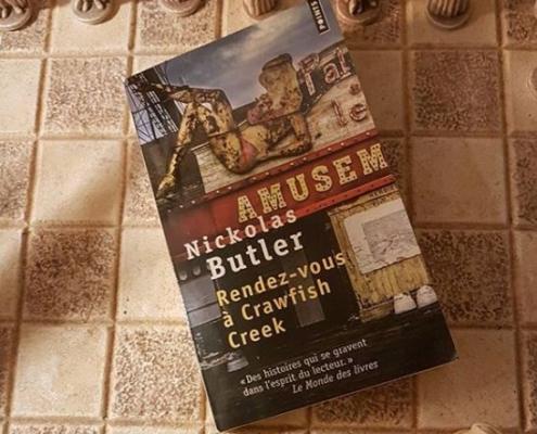 Rendez-vous à Crawfish Creek de Nickolas Butler (éditions Points)