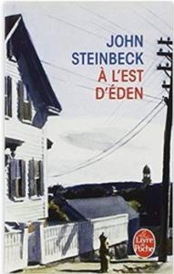 Couverture de A l'est d'Eden de John Steinbeck