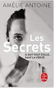 Couverture des Secrets d'Amélie Antoine