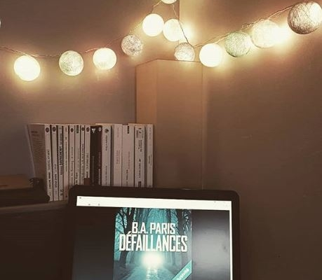 Défaillances de B.A. Paris (éditions audio Audible studios)