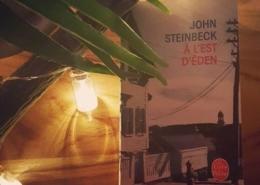 A l'est d'Eden de John Steinbeck (éditions Le livre de poche)