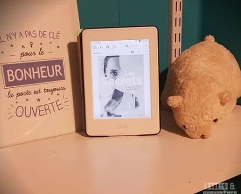 Les secrets d'Amélie Antoine (éditions Michel Lafon)