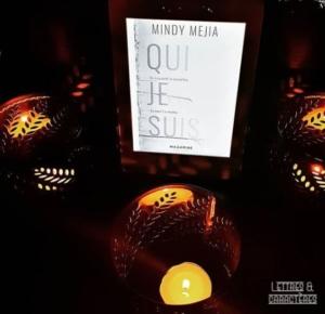 Qui je suis de Mindy Mejia (éditions Mazarine)