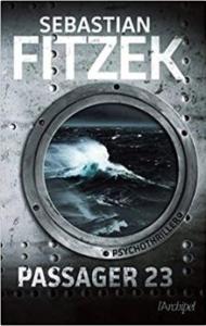 Couverture de Passager 23 de Sebastian Fitzek