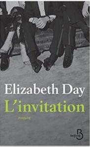 Couverture L'invitation d'Elizabeth Day