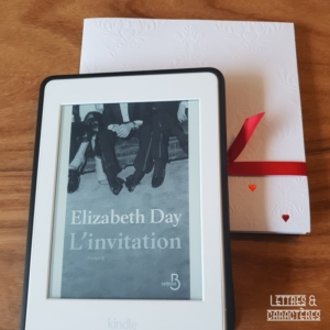 L'invitation d'Elizabeth Day (éditions Belfond)