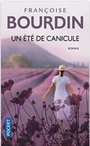 Couverture d'Un été de canicule de Françoise Bourdin