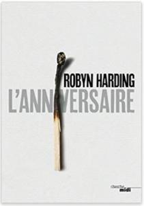 Couverture de L'anniversaire de Robyn Harding
