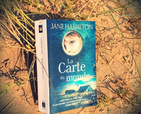 La carte du monde de Jane Hamilton (éditions l'Archipel)