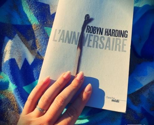 L'anniversaire de Robyn Harding (éditions Le Cherche midi)