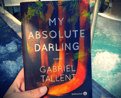 My absolute darling de Gabriel Tallent (éditions Gallmeister)