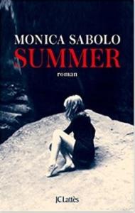 Couverture de Summer de Monica Sabolo
