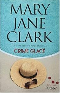 Couverture de Crime glacé de Mary Jane Clark