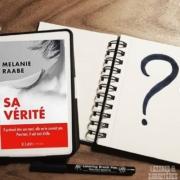 Sa vérité de Melanie Raabe (éditions JC Lattès)