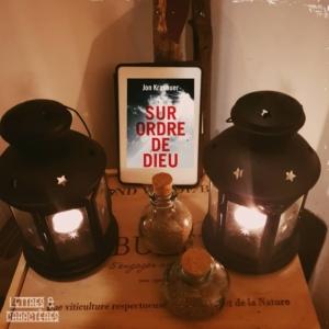 Sur ordre de Dieu de Jon Krakauer (éditions Presses de la Cité)