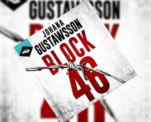 Block 46 de Johana Gustawsson (éditions audio Hardigan)