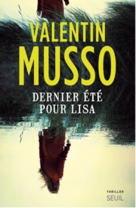 Couverture de Dernier été pour Lisa de Valentin Musso