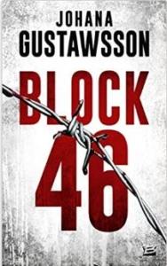 Couverture de Block 46 de Johana Gustawsson