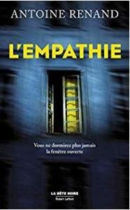 Couverture de L'empathie d'Antoine Renand
