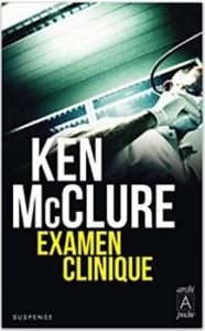 Couverture d'Examen clinique de Ken McClure
