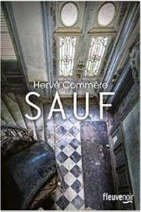 Couverture de Sauf de Hervé Commère