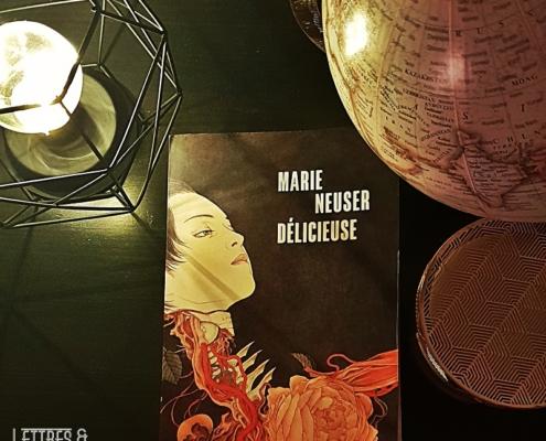 Délicieuse de Marie Neuser (éditions Fleuvenoir)