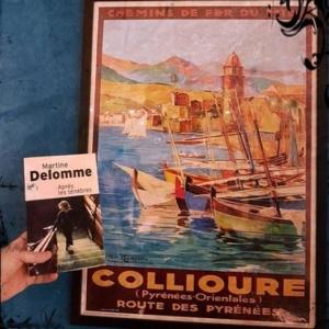 Après les ténèbres de Martine Delomme (éditions l'Archipel)