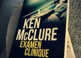 Examen clinique de Ken McClure (éditions l'Archipel)