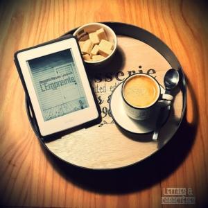 L'empreinte d'Alexandria Marzano-Lesnevich (éditions Sonatine, 2019)