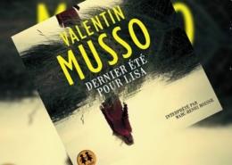 Dernier été pour Lisa de Valentin Musso, éditions audio Sixtrid