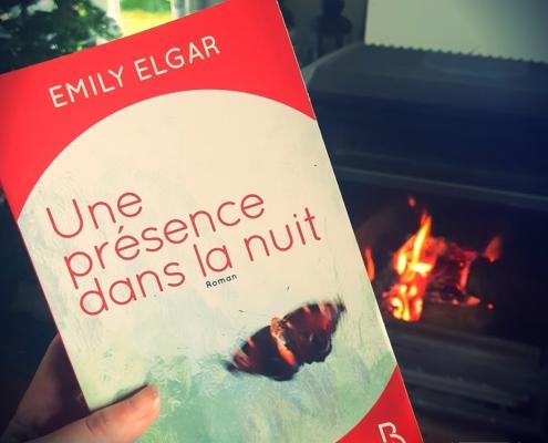 Une présence dans la nuit d'Emily Elgar (éditions Le Cercle Belfond)