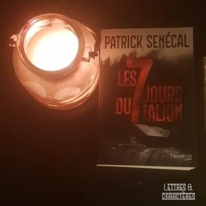 Les 7 jours du talion de Patrick Senécal (éditions Fleuve noir)