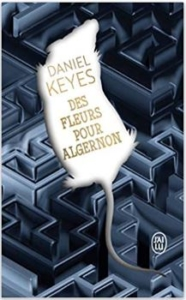 Couverture Des fleurs pour Algernon de Daniel Keyes