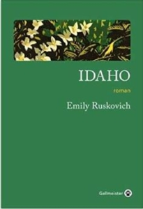 Couverture d'Idaho d'Emily Ruskovich