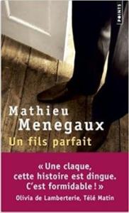 Couverture d'Un fils parfait de Mathieu Menegaux
