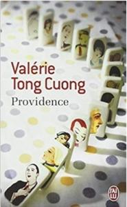 Couverture de Providence de Valérie Tong Cuong