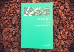 Idaho d'Emily Ruskovich (éditions Gallmeister)