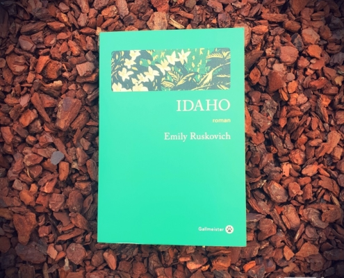 Idaho d'Emily Ruskovich (éditions Gallmeister)