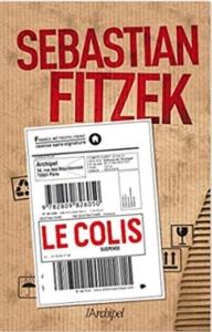 Couverture Le colis de Sebastian Fitzek