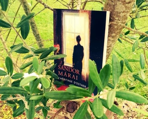 L'héritage d'Esther de Sandor Maraii (Le livre de poche)
