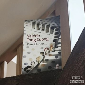 Providence de Valérie Tong Cuong (éditions J'ai lu)