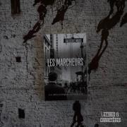 Les marcheurs de Frédéric Mars (Editions La Mécanique générale)