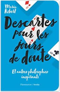 Couverture de Descartes pour les jours de doute de Marie Robert