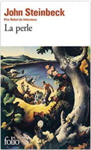 Couverture de La perle de John Steinbeck