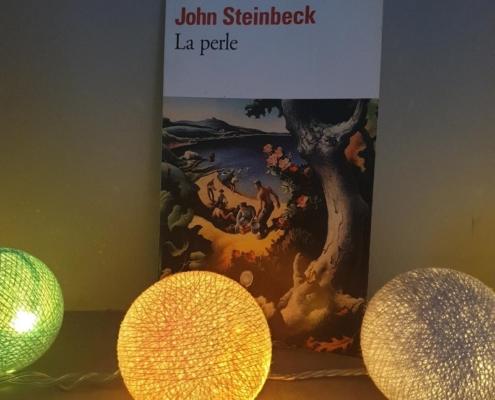 La perle de John Steinbeck (éditions Folio)