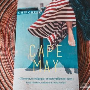 Cape May de Chip Cheek (éditions Stock)