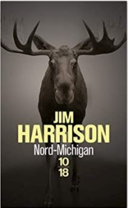Couverture de Nord-Michigan de Jim Harrison