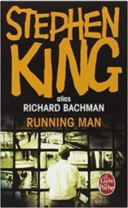 Couverture de Running man de Stephen King